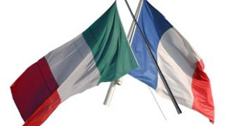 Italia y Francia