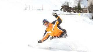 Marcin Horecki Esqui