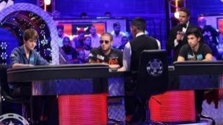 Mesa final WSOP 2012