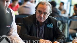 Padraig Parkinson WSOP 2013
