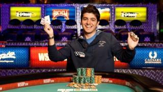Rocco Palumbo WSOP