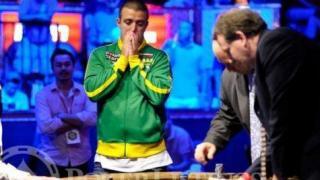 WSOP 2011 Andre Akkari Esplodere Brasile