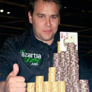 Javier Piazuelo Azartia Poker