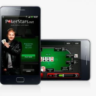 PokerStars Android ESP