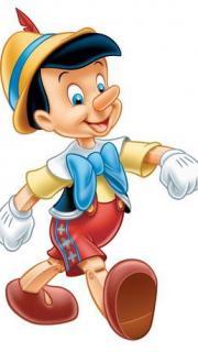 Pinocho mentiroso