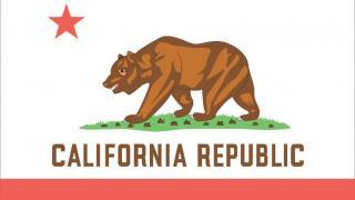 California Bandera