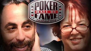 Barry y Linda Poker Hall of Fame