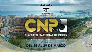CNP Malaga 2015