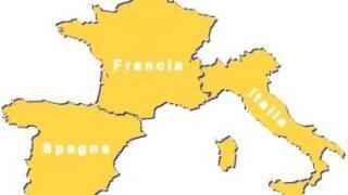 Espaa Francia Italia
