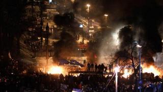 Kiev Disturbios