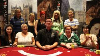 Mesa final Ladies Event EPT Londres