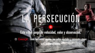 Nacido Poker Persecucion