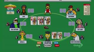 Poker Simpsons