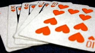 Reglas 5Card Escalera real