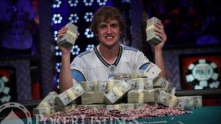 Ryan Riess Ganador