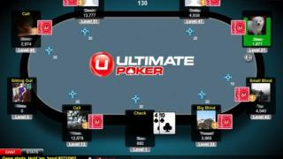 Ultimate Poker Room table Review 700x325