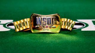 WSOP 2013 oro