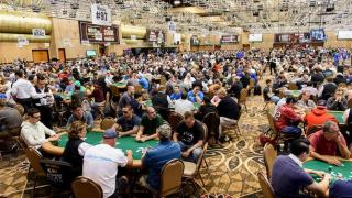 WSOP 2014 Lleno