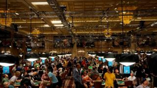 WSOP 2014 Lluvia Dinero
