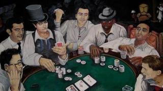 tipod de jugadores de poker