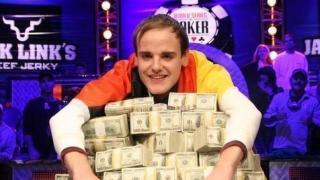 Pius Heinz Campen WSOP 2011