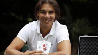rafa nadal poker