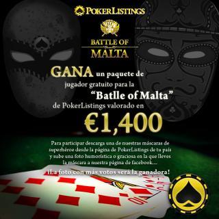 Batalla de Malta facebook