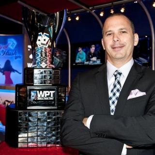 Steve Heller CEO WPT