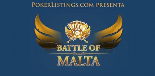 Todos los números de la PokerListings Battle of Malta (Infografía)