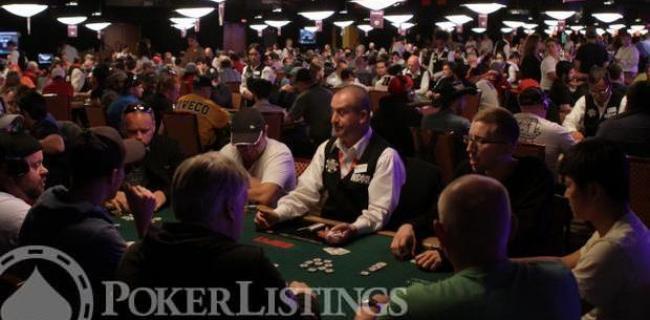4 Consejos de supervivencia para torneos de bajo buy-in en las WSOP