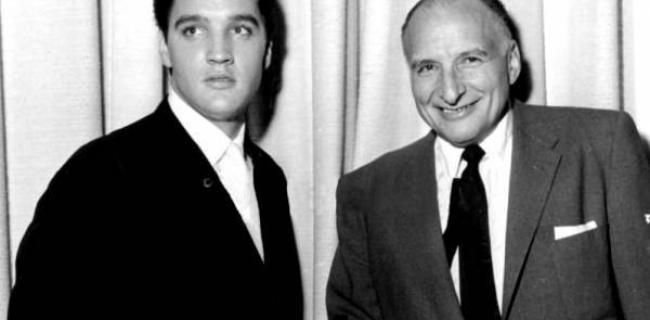 Major Riddle y Elvis