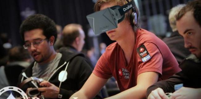 Oculus Rift Poker