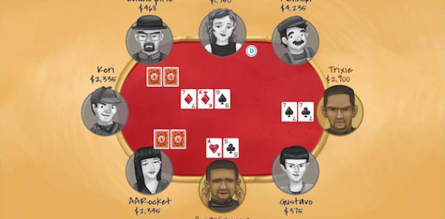 iOS App Tag Team Poker: Una aplicación más que novedosa e interesante