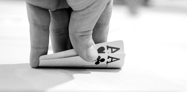"""François Thiébaud: """"El poker es un regalo para cualquier fotógrafo"""""""