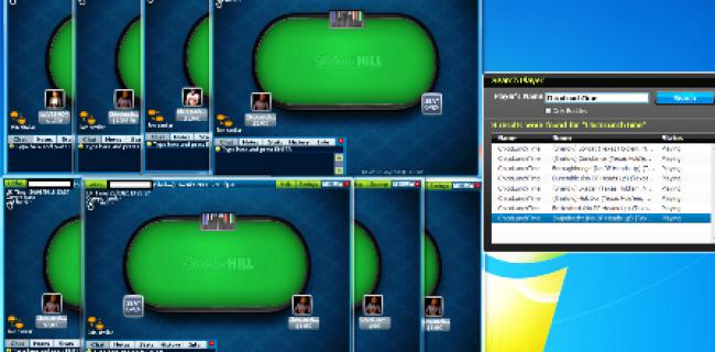 Los fraudes más comunes del poker online: El multi accounting