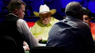 CroppedImage320180 1001 Doyle Brunson at Featured Table