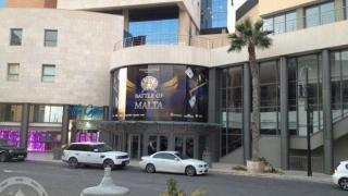 Entrada a la BoM 2014: Casino Portomaso
